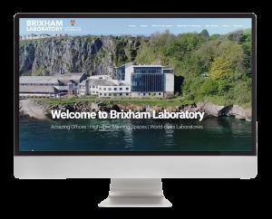 Brixham Laboratory Website